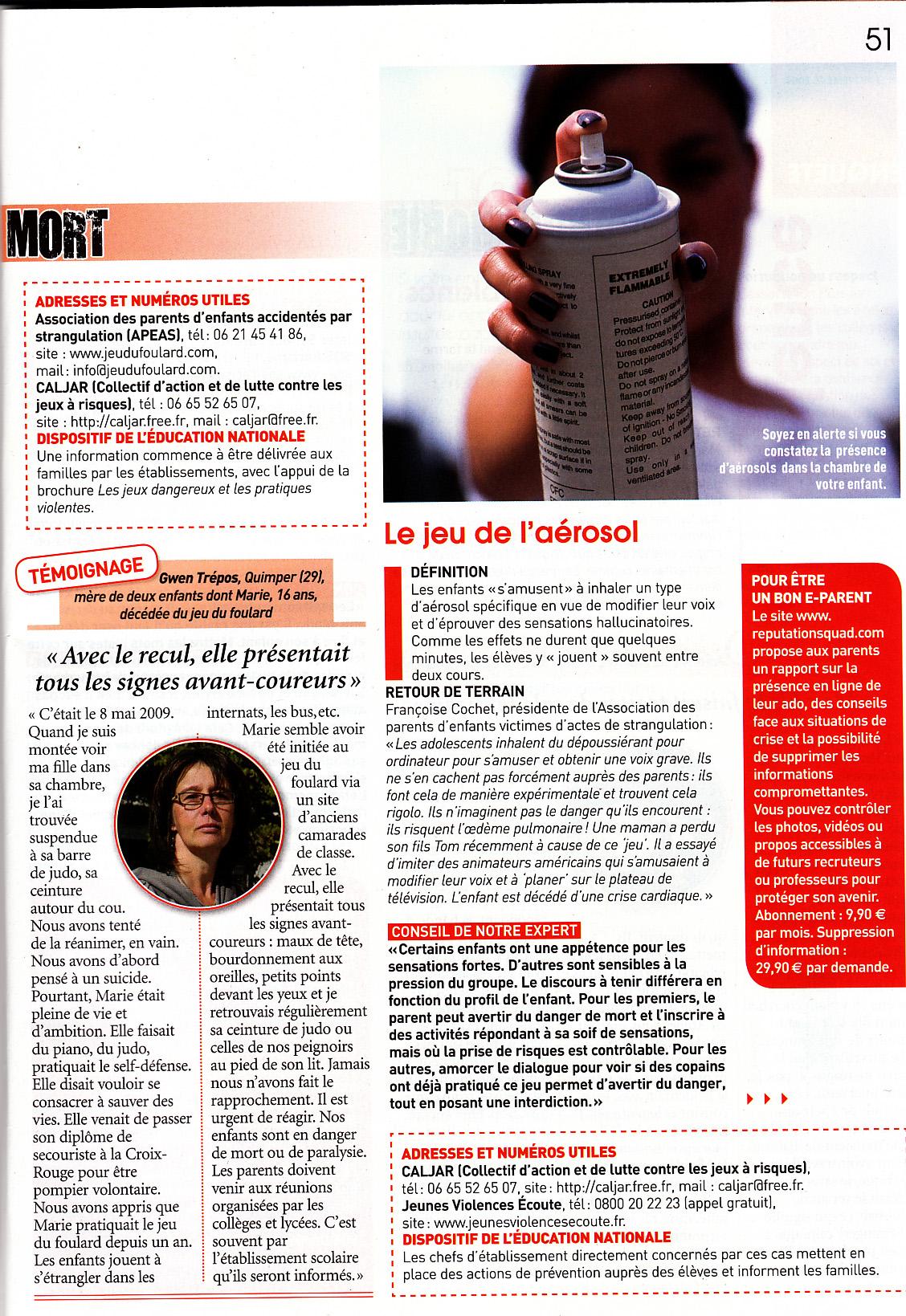 2009 11 Pédagogie Magazine p 51