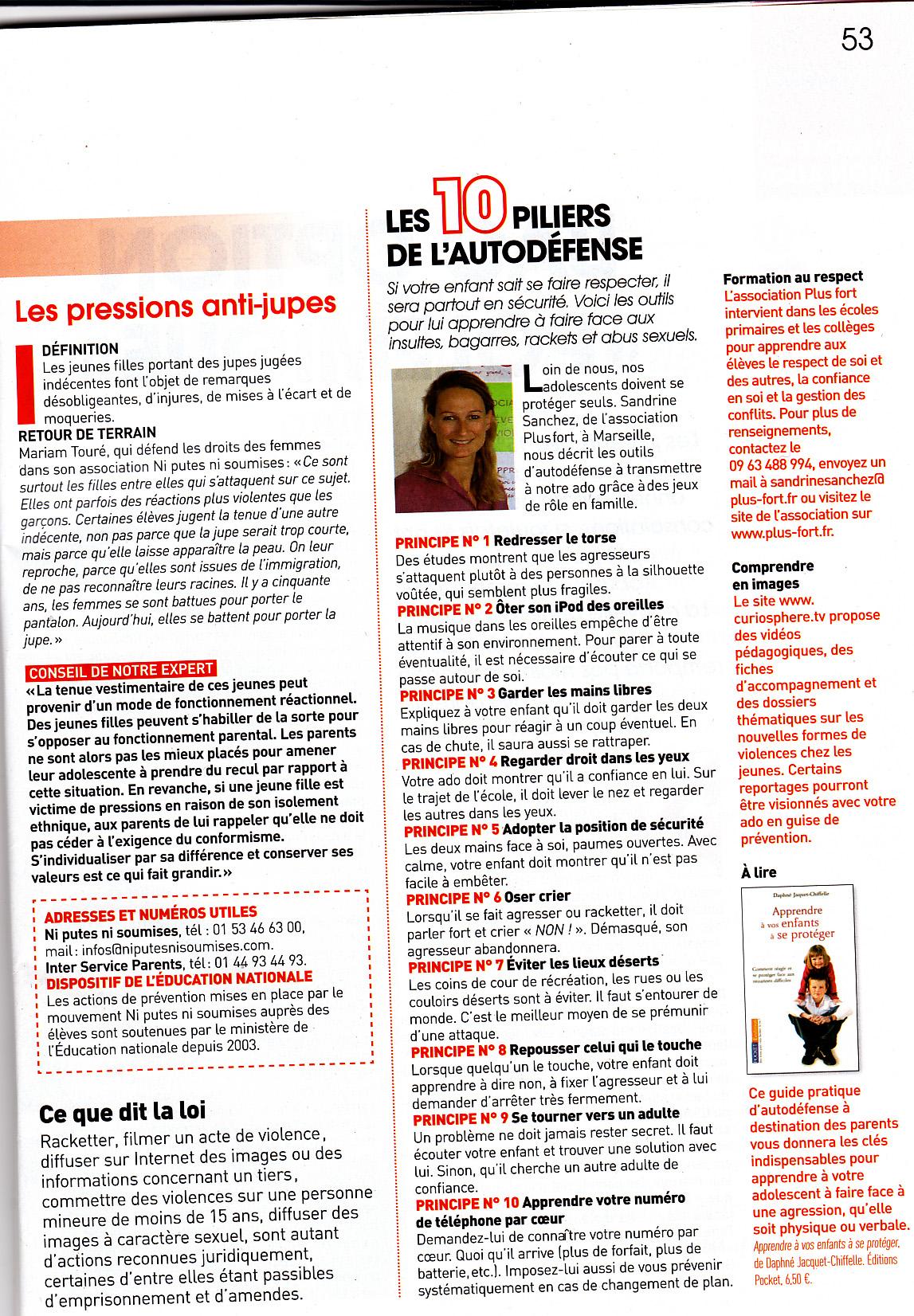 2009 11 Pédagogie Magazine p 53